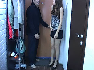 Very cute amateur teen girl fucks two guys from Private Teen Video